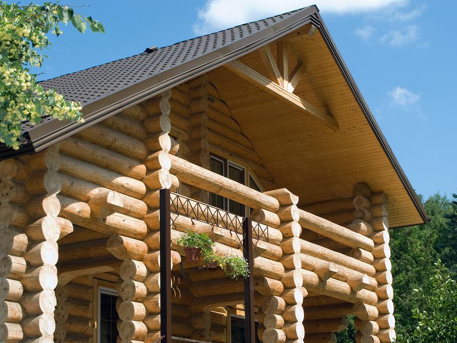 Blockhaus Aus Holz Bausatz Kosten Selber Bauen