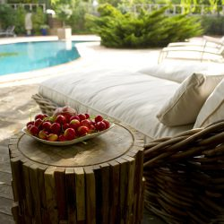 Schwimmbecken Set & Garten – Pool Set